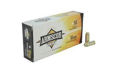 Armscor 10mm 180 Grain Full Metal Jacket