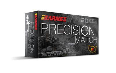 Barnes Prec Mth 338lap 300 Grain Weight 20-200-Ammunition-Ardie Arms