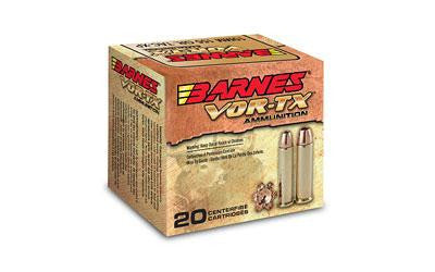 Barnes Vor-Tx 10mm 155 Grain Jacketed Hollow Point