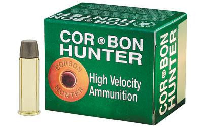 CorBon Hunter 44 Magnum 320 Grain Hard Cast Bullet