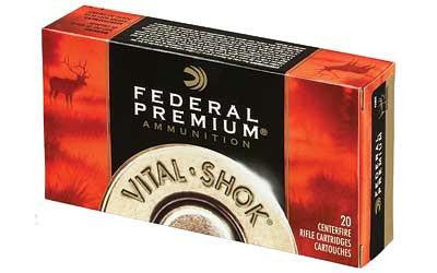 Fed Prm 270win 130 Grain Weight Blstc Tp 20-200-Ammunition-Ardie Arms