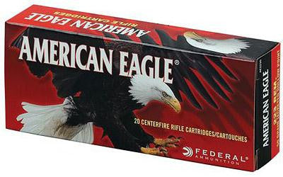 Federal American Eagle 223 Remington 55 Grain Full Metal Jacket Boat Tail