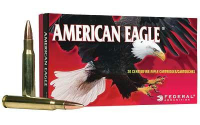 Federal American Eagle 7.62x51mm NATO 168 Grain M1A Open Tip Match