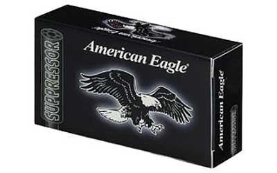 Federal American Eagle Suppressor 300 Blackout 220 Grain Open Tip Match