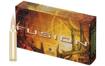 Federal Fusion 223 Remington 62 Grain Boat Tail Hollow Point