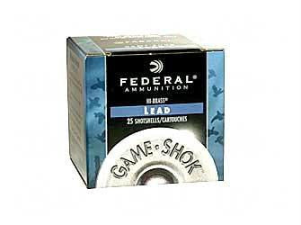 "Federal Game-Shok Heavy Field Load 410 Gaage 3"" #5 Shot"