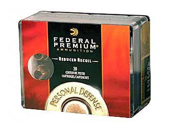 Federal Premium Hydra-Shok 44 Magnum 240 Grain Jacketed Hollow Point