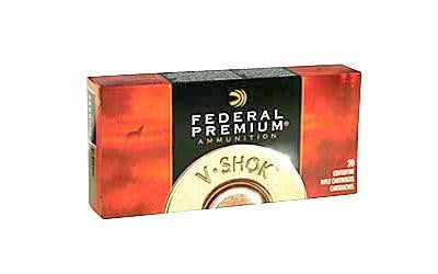 Federal Premium Vital-Shok 308 Winchester 150 Grain Trophy Lead Free Copper