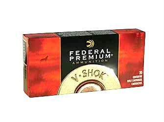 Federal Premium Vital-Shok 308 Winchester 165 Grain Boat Tail Soft Point