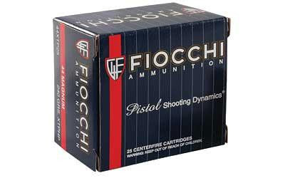 Fiocchi 44 Magnum 240 Grain XTP Jacketed Hollow Point