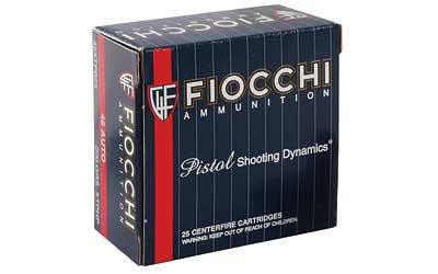 Fiocchi 45 ACP 200 Grain XTP Jacketed Hollow Point