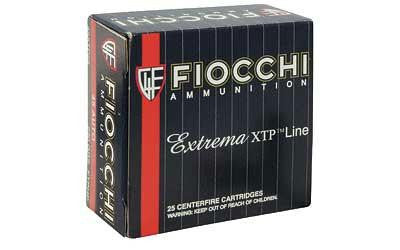 Fiocchi 45 ACP 230 Grain XTP Jacketed Hollow Point