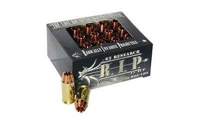 G2 Research R.I.P 45 ACP 162 Grain Copper Hollow Point