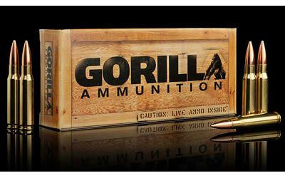 Gorilla Ammo 308 Winchester 175 Grain Boat Tail Hollow Point Sierra Matchking