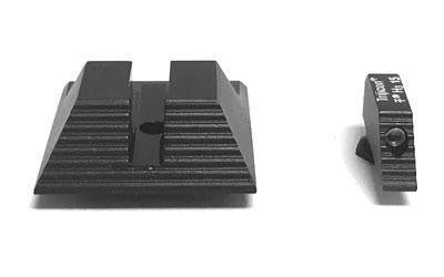 Haley Strategic Partners TH1RTE3N Sights for Glock 9mm/40S&W (Tritium Front/Black Rear)