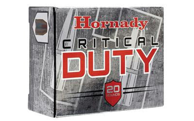 Hornady 10mm 175 Grain Critical Duty Jacketed Hollow Point