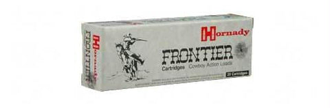 Hornady Cowboy 45 Long Colt 255 Grain Lead Flat Nose