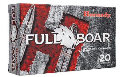 Hornady Full Boar 6.5 Creedmoor 120 Grain GMX