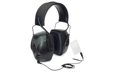 Howard Leight Impact Pro Electronic Earmuff Black Color