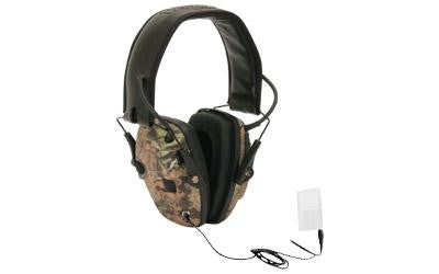 Howard Leight Impact Sport Electronic Earmuff Folding Camo Color