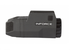 Inforce APLC Compact 200 Lumen Weapon Mounted Light in Black-Flashlights & Batteries-Ardie Arms