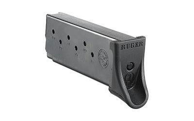 Mag Ruger Lc9 9mm 7rd Bl W-ext