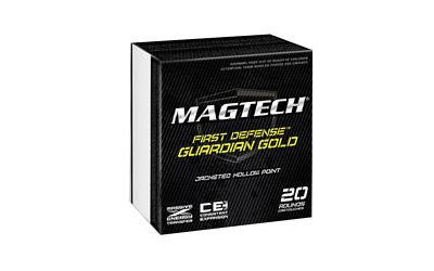 Magtech Guardian Gold 380 ACP +P 85 Grain Jacketed Hollow Point