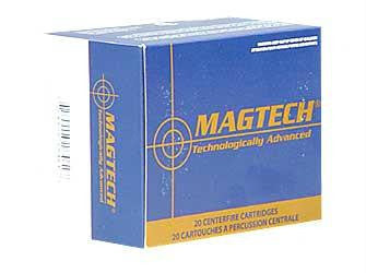 Magtech Smith & Wesson 400 Grain Semi Jacketed Soft Point