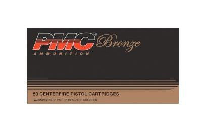 PMC Bronze 32 ACP 71 Grain Full Metal Jacket