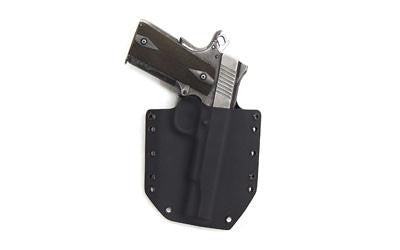 "Raven Concealment Systems Black Phantom 1911 5"" with Rail Right Handed Holster"