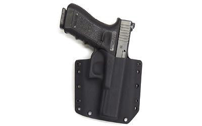 Raven Concealment Systems Black Phantom For Glock 17/22 Right Handed Holster