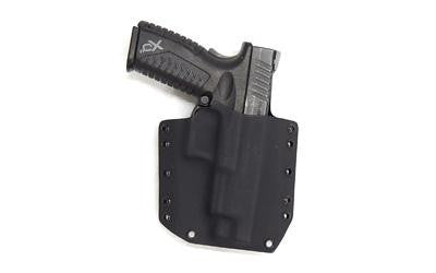 "Raven Concealment Systems Black Phantom XD 9mm/40S&W 3"" Right Handed Holster"
