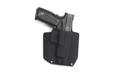 "Raven Concealment Systems Black Phantom XD 9mm/40S&W 4"" Right Handed Holster"
