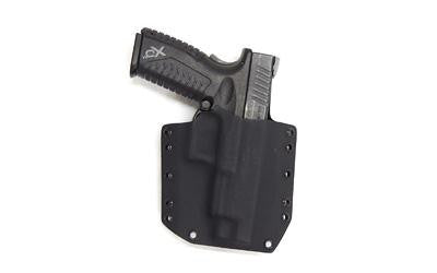 "Raven Concealment Systems Black Phantom XD-M 9mm/40S&W 3.8"" Right Handed Holster"