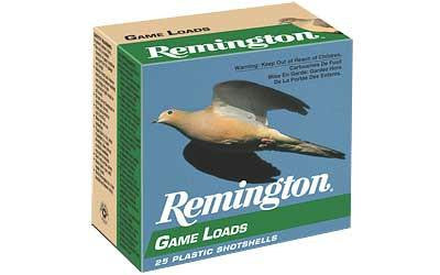 "Remington Game Load 12 Gauge 2-3/4"" #8 Shot-Ammunition-Ardie Arms"