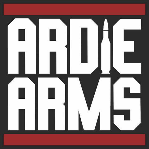 """Run Ardie Arms"" PVC Hook Patch"