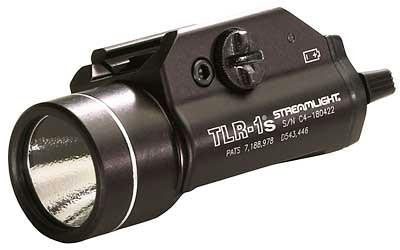 Streamlight Black TLR-1  w/ Strobe Weapon Mounted Light