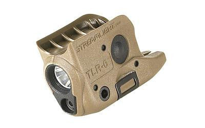 Streamlight TLR-6 For Glock 42/43 FDE Brown Light & Laser Combo