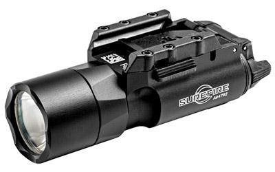 SureFire X300U-A Black 600 Lumen LED Weapon Mounted Light