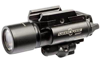 SureFire X400U-A Black 500 Lumen LED Red Laser Combo