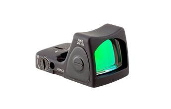 Trijicon RMR Type 2 Adjustable LED 3.25 MOA Red Dot Sight RM06