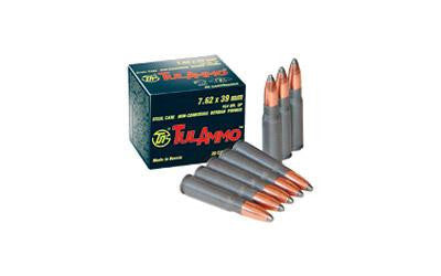 TulAmmo 7.62x39 122 Grain Hollow Point