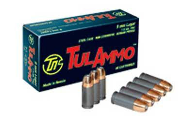 TulAmmo 9mm Luger 115 Grain Full Metal Jacket-Ammunition-Ardie Arms