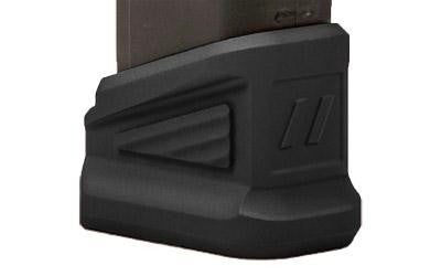 Zev Technologies Extended Base Pad +5 For Glock Black