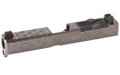 ZEV Technologies Glock 19 Gen 4 Hex Slide with RMR Cut & Cover