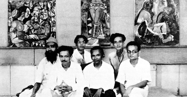 The Progressive Artists' Group And Its Impact on Indian
