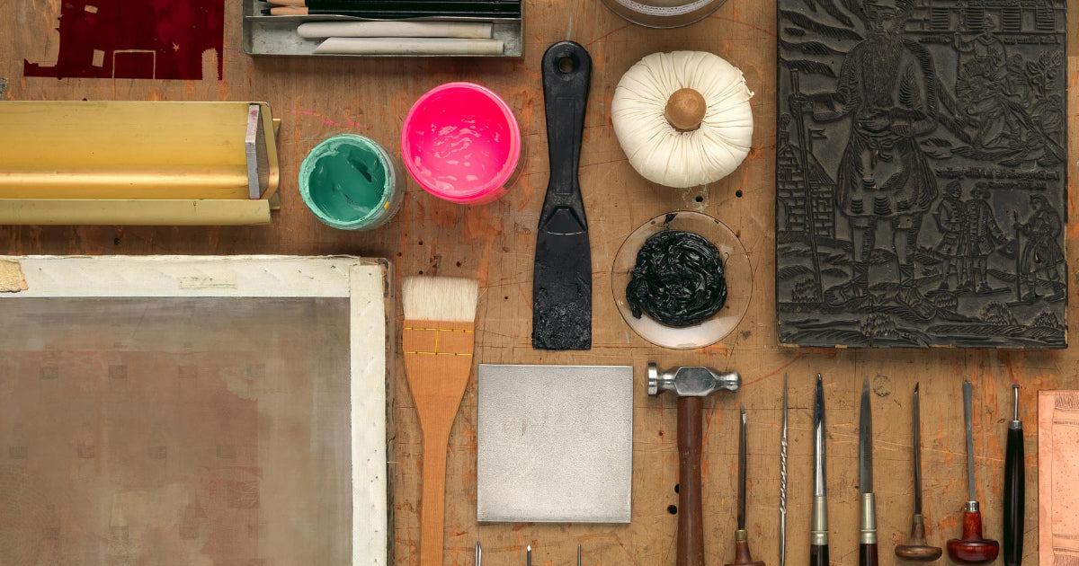 9 Printmaking Techniques Everyone Should Know About
