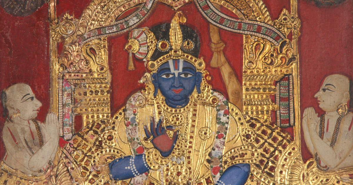 Tanjore Painting: The Rich South Indian Artform That Stood the Test of Time