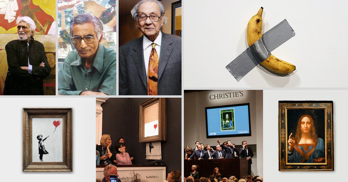 The 2010s in Art: A Decade of Astounding Auctions, Instagram Aesthetic and Subversive Art