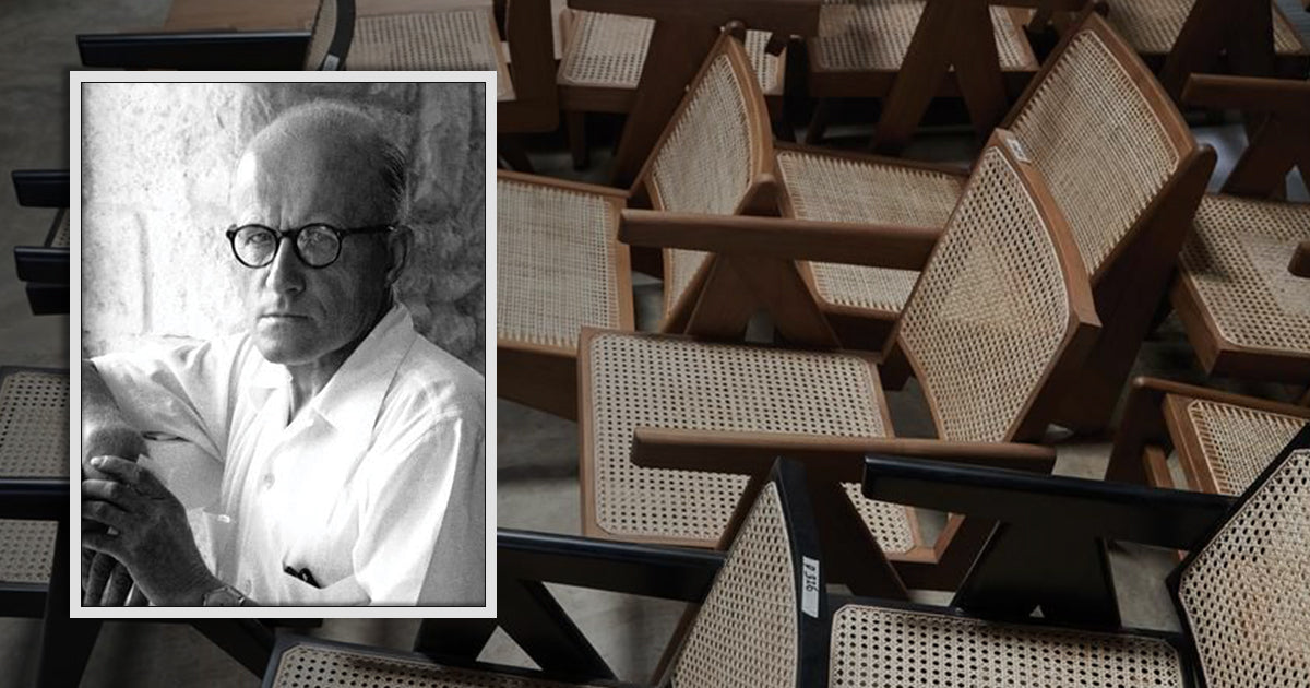 Pierre Jeanneret: The Swiss Architect Who Fell in Love with Chandigarh